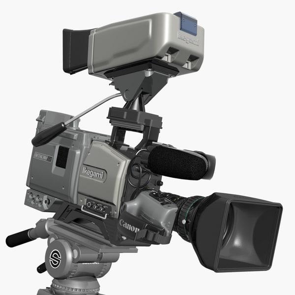 Camcorder.SONY-CANON-IKEGAMI.DigiBTC.Sachtler.MAX