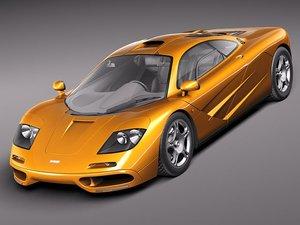McLaren F1 1994-1998