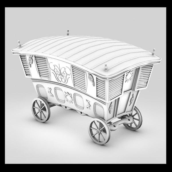 maya caravan van car
