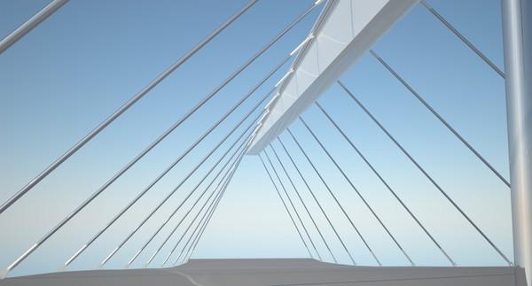 rhino designer suspension bridge