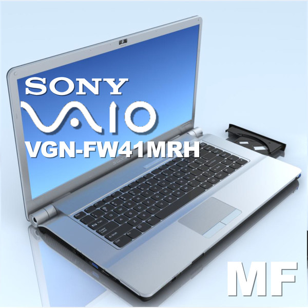 Notebook SONY Vaio VGN-FW41MRH MF