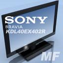 TV SONY Bravia KDL-40EX402R MF