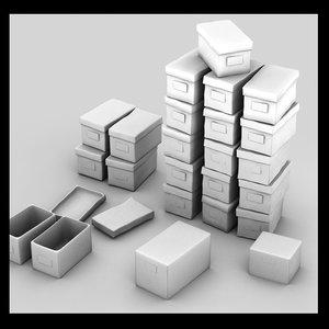 paper box 3ds