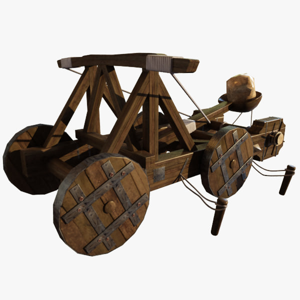 Catapult Animated A