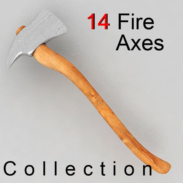 fire axes