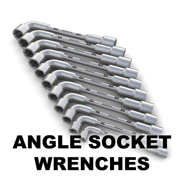 max angle socket wrenches