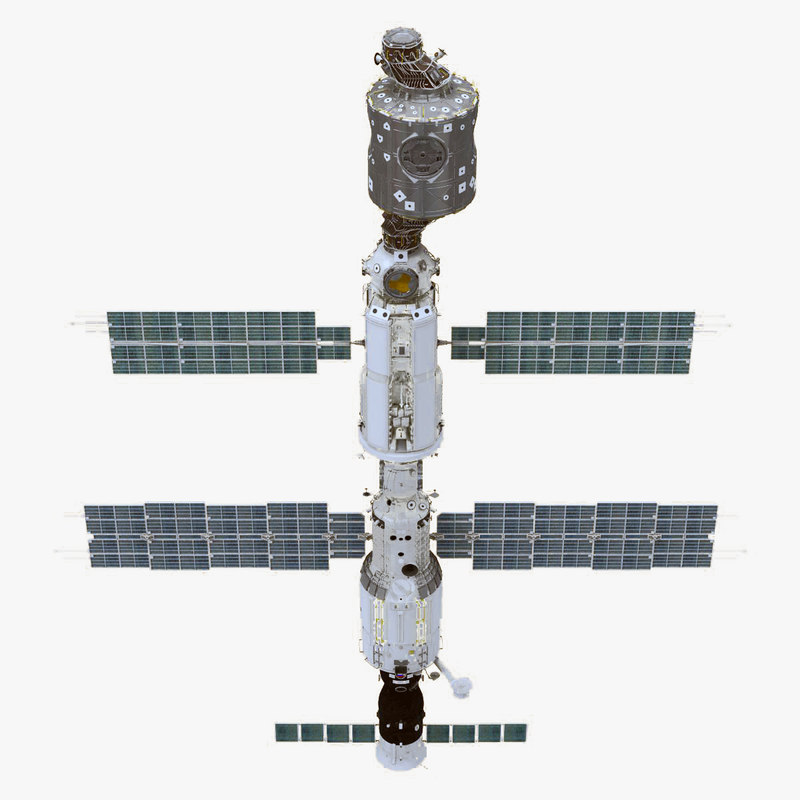 international space station iss max
