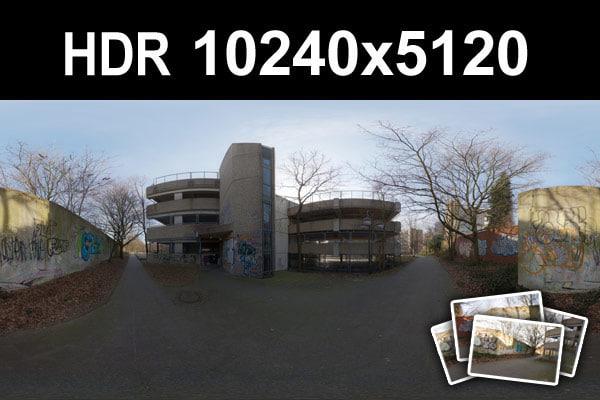 HDR 104 Sidewalk + Plates