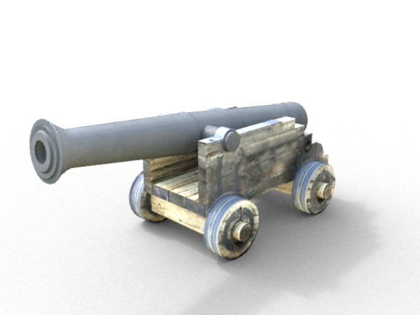 Cannon 1700s