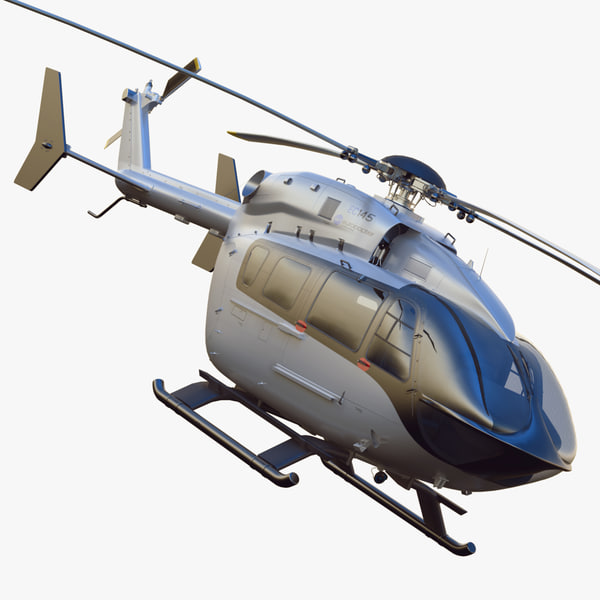 Eurocopter EC145 T2 Mercedes-Benz Style