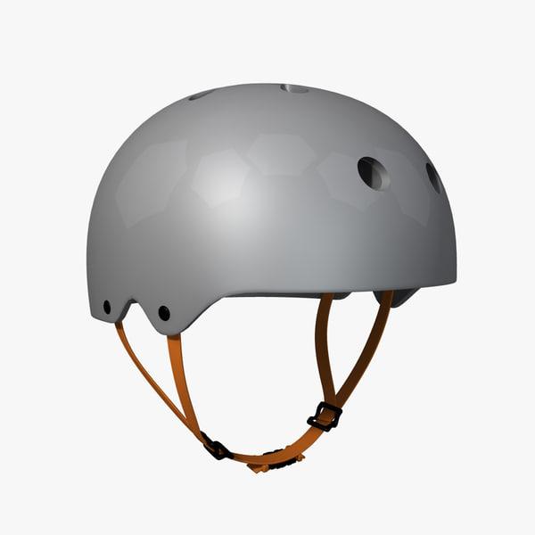 obj skate helmet