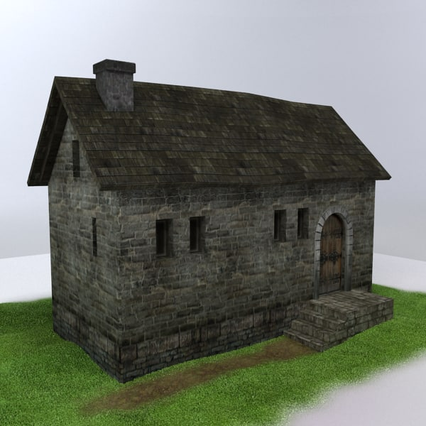 Medieval house01