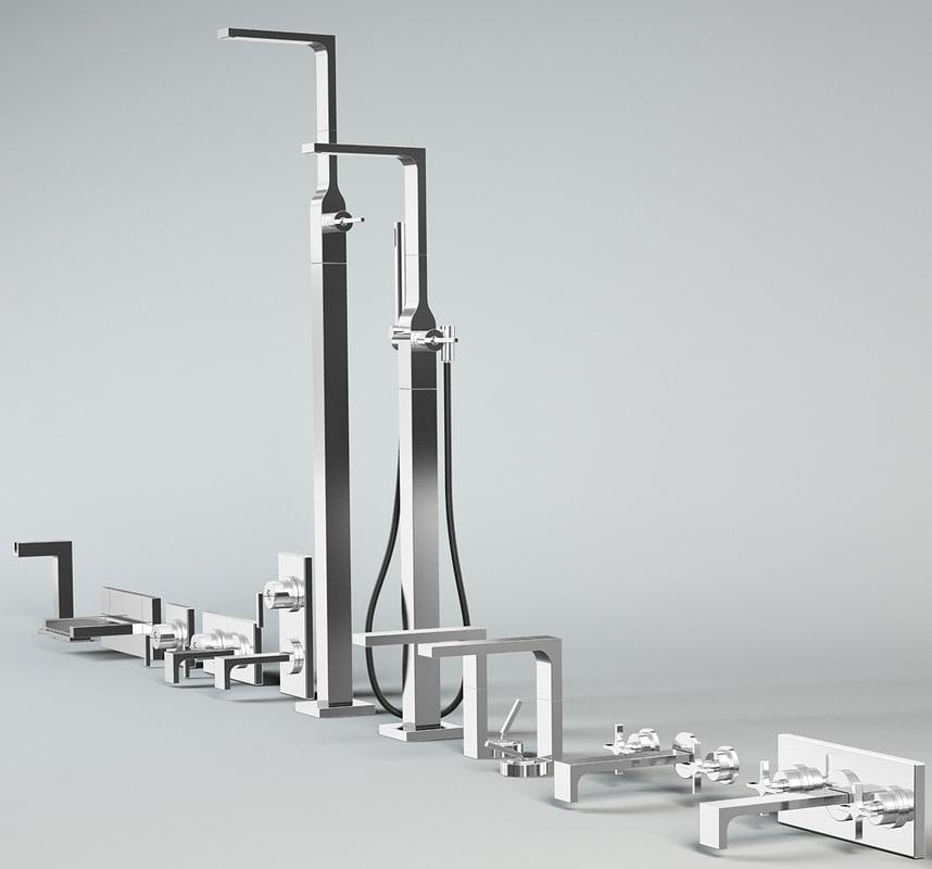 3d model ritmonio bathroom