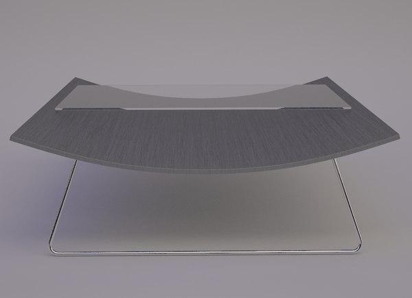 3d model ark table