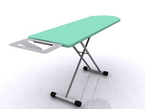 3d irons table model