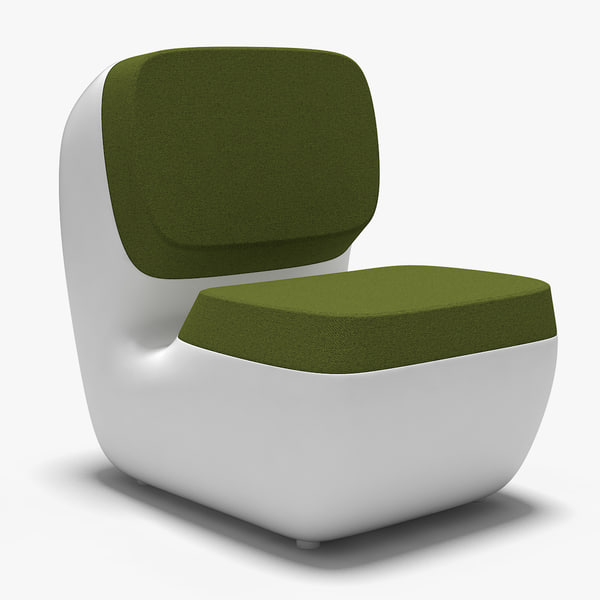 Nimrod Chair - Marc Newson - Magis