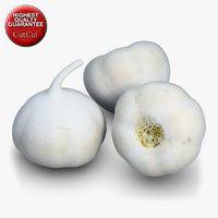 Vegetable 7 Garlic
