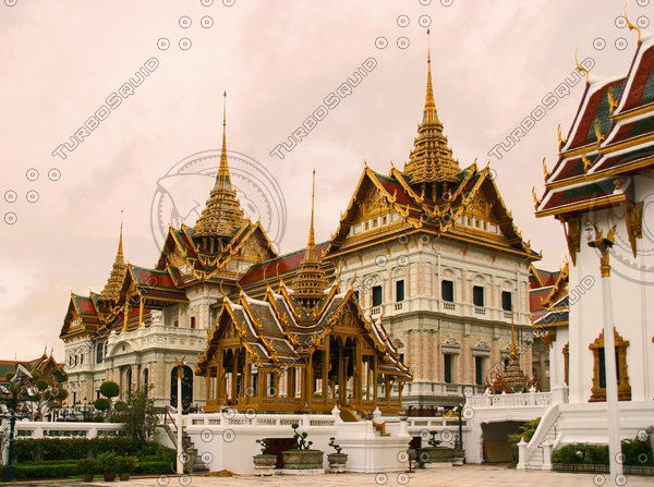 THE GRAND PALACE INNER SANTUM