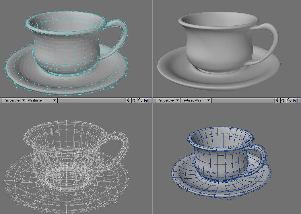 tea cup lwo