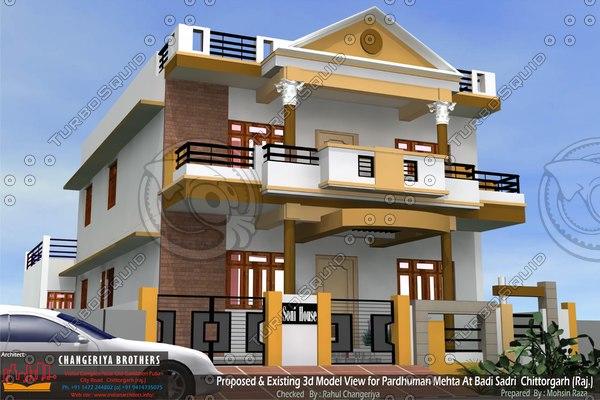 House Plan 40'x60'