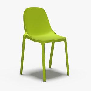 Broom Chair - Philippe Starck - Emeco