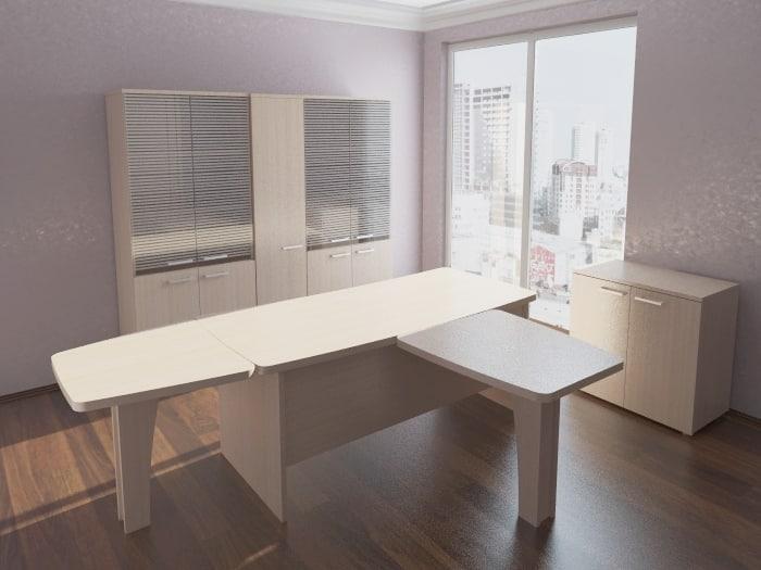 interior office 3d model