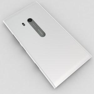 max nokia lumia 900 white