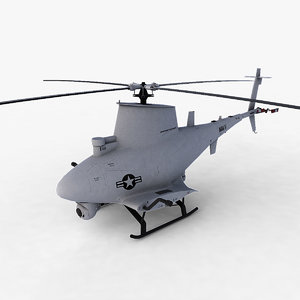 scout helicopter c4d