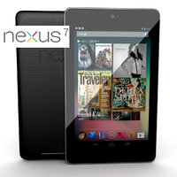 3d new google nexus 7