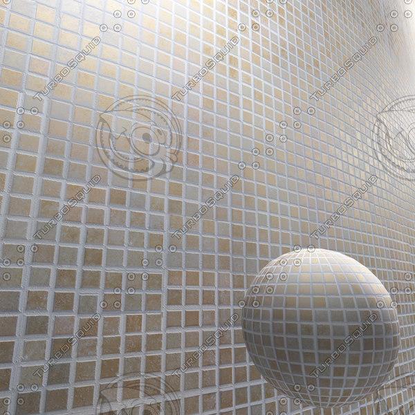 Texture - Mosaic Bathroom Tile