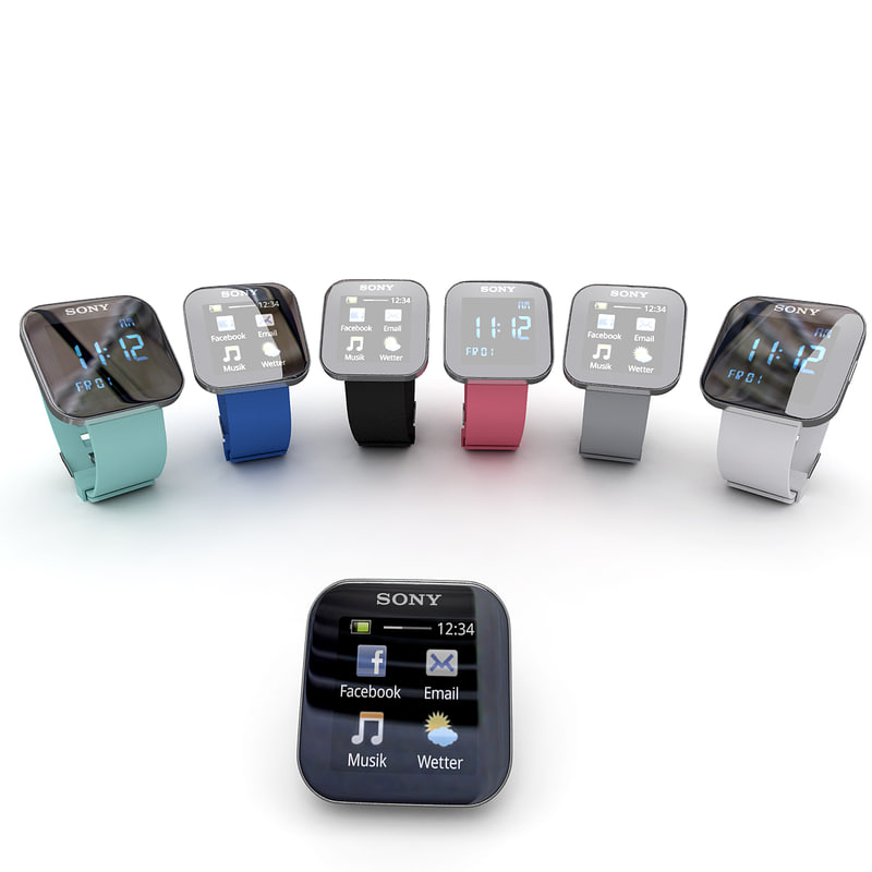 sony smartwatch 3d 3ds