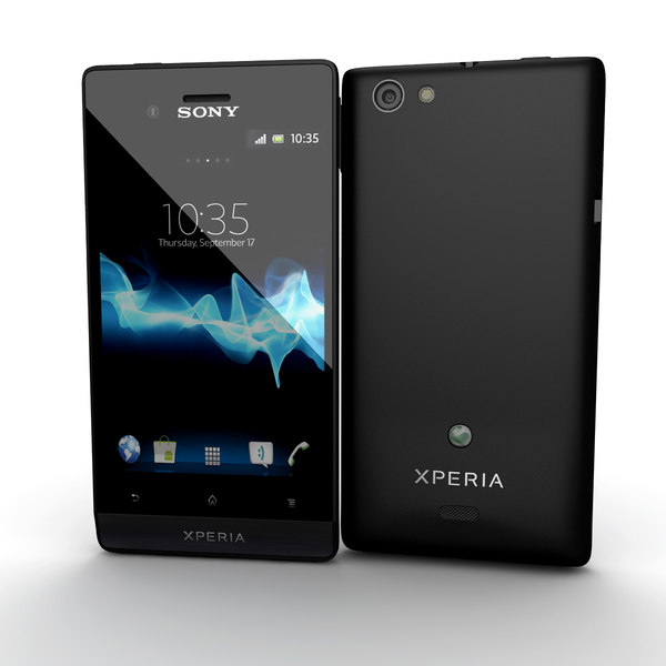 Sony Xperia Miro Smartphone