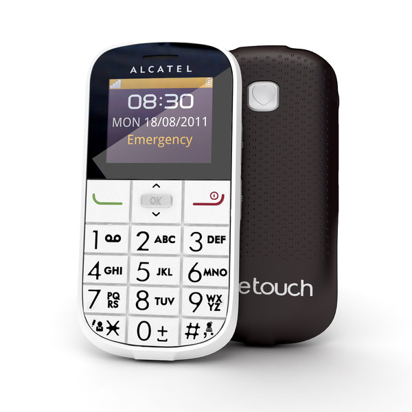 Alcatel Onetouch 282 Collection