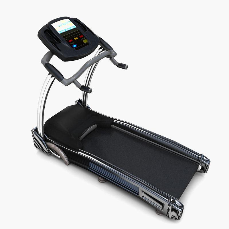 treadmill 3ds