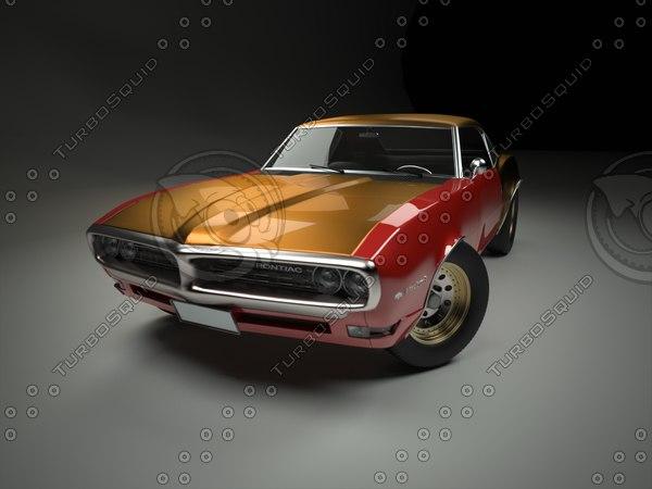 ma pontiac firebird 1967