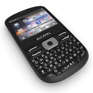 alcatel touch 819 soul 3d model