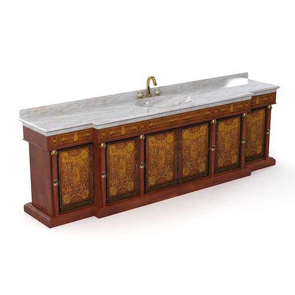 Armando Rho a488 luxury bathroom vanity
