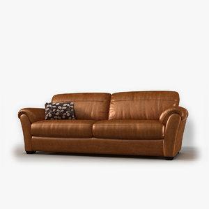 bedfordshire sofa mr 3d max