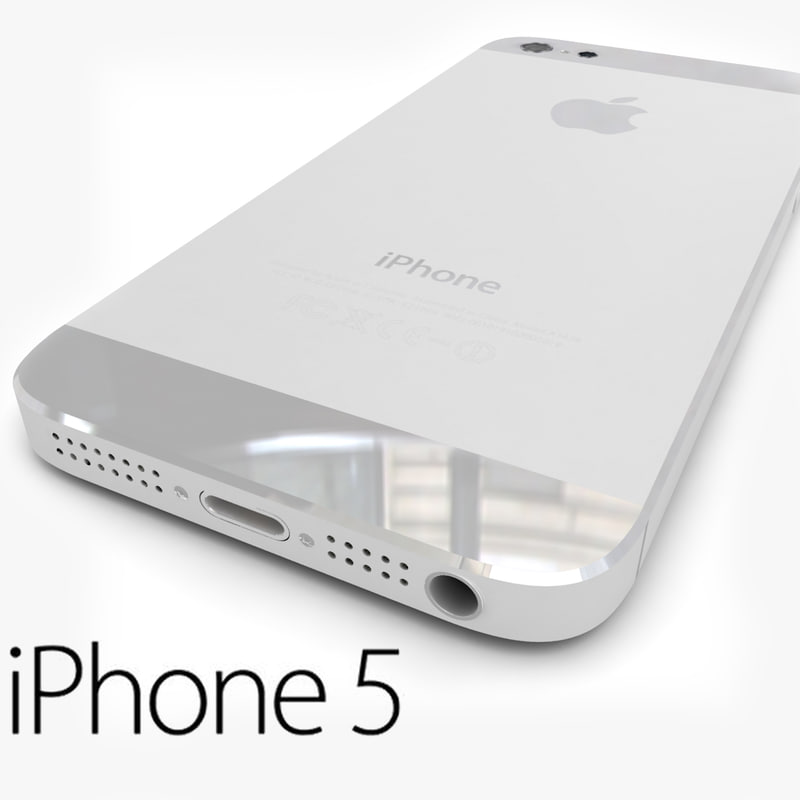 3ds max new apple iphone 5