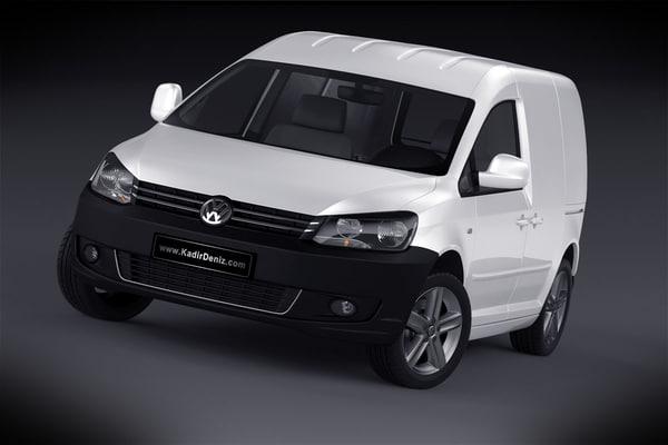 Caddy Van 2012
