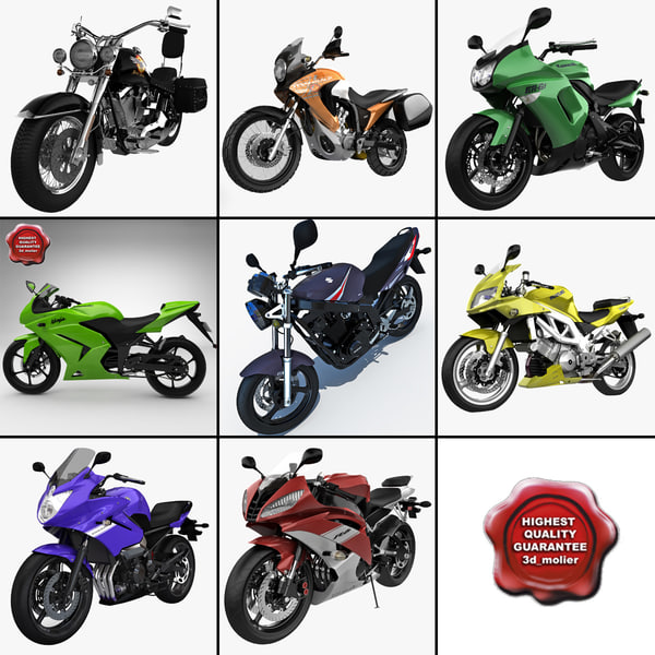 Motorcycles Collection 13