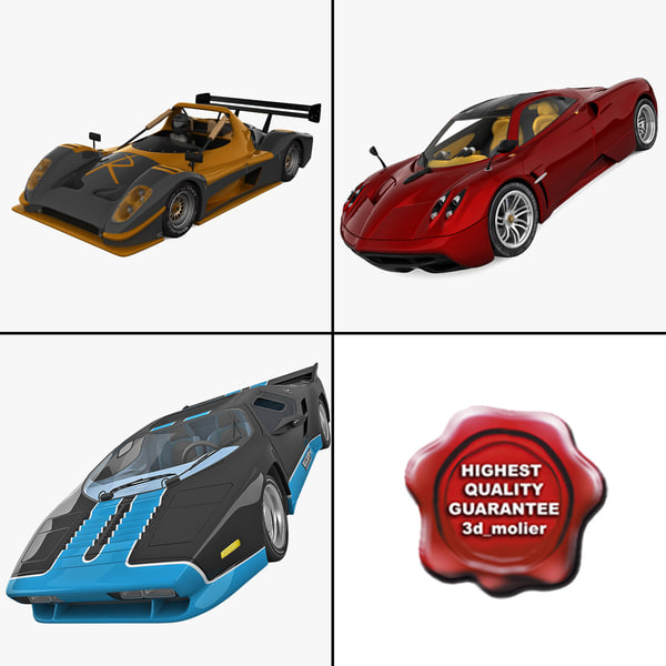 SuperCars Collection 2