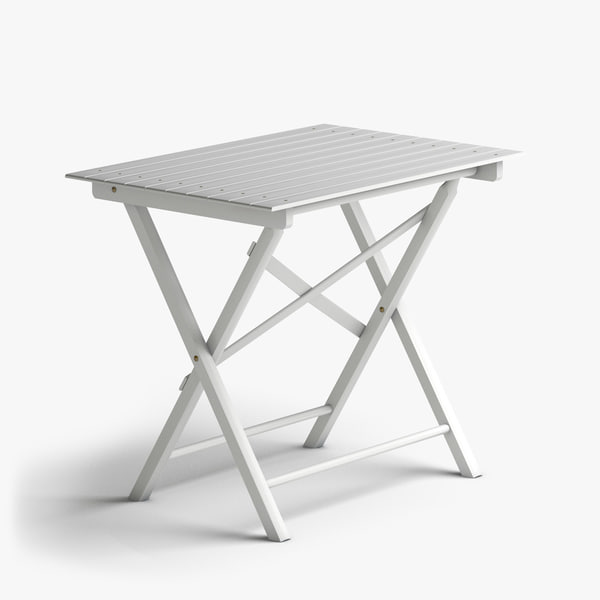 Animated Folding Table