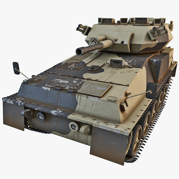 FV101 Scorpion British Tank