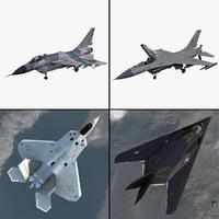 3dsmax jet fighter 2