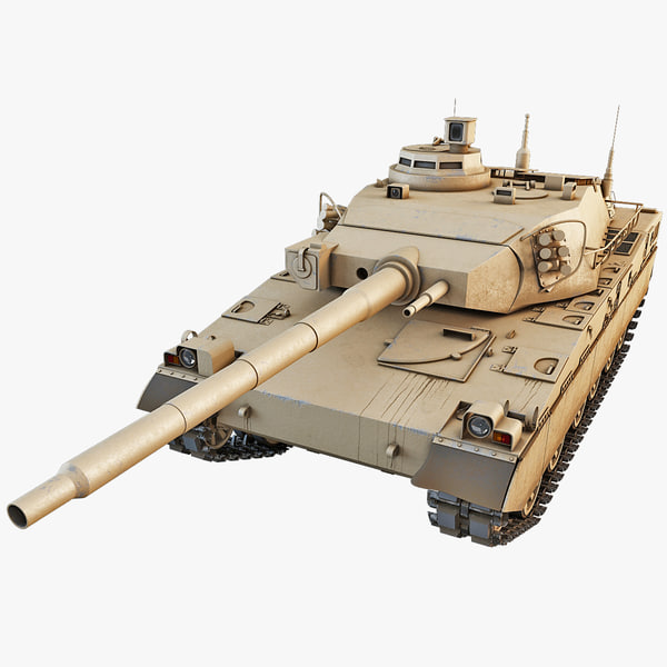 AMX-40 French Main Battle Tank 2