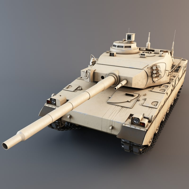 3d amx-40 french main battle tank