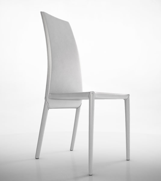 calligaris fly stool chair calligaris 3d models for download turbosquid