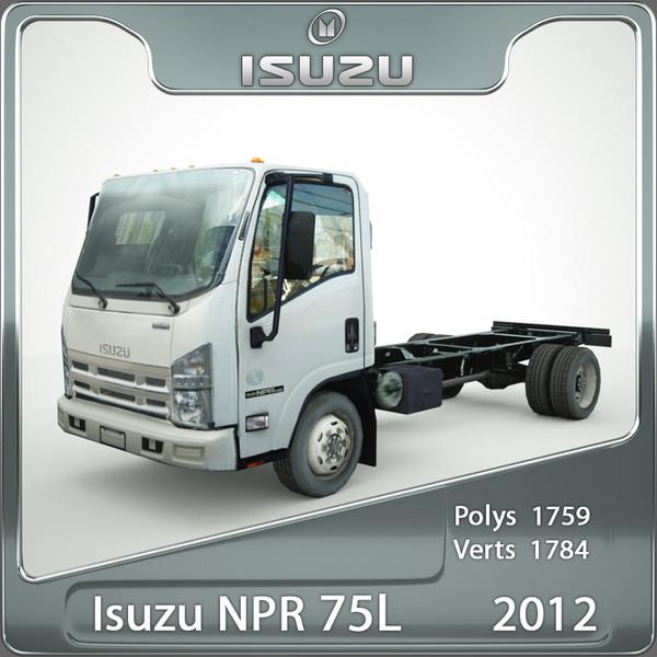 npr 75l 2012 3d 3ds