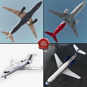 max passenger aircraft v1